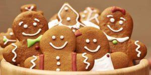Recetas para hacer galletas de Jengibre